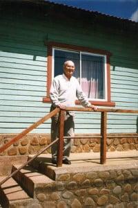 Reinaldo Green Rojas ex agente de Transa, Taxpa y Robinson Crusoe, dic 98.