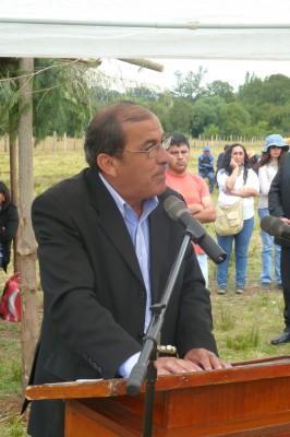Miguel Jaramillo Alcalde de Lautaro