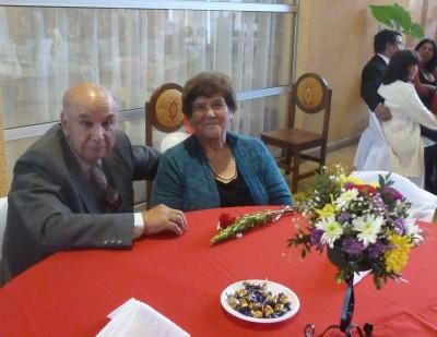 51 Años de casados