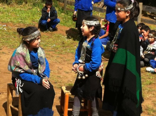 Actrices mapuches