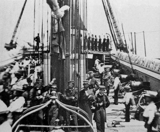 Arturo Prat Chacón, Capitán de la Esmeralda