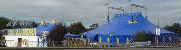 En Lautaro cierra temporada el Circo Alondra