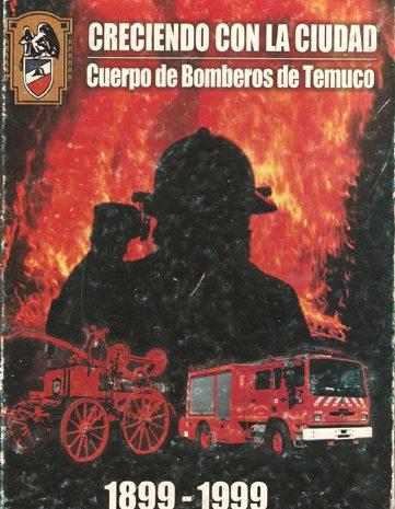 Cuerpos de Bomberos en La Araucanía
