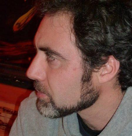 Javier Aguirre Ortiz, poeta  (Bilbao, 1973)