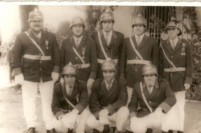 1ª Compañía de Bomberos Angol
