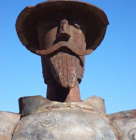 Don Quijote de Domeyko