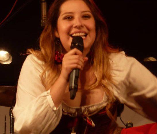 María José Quintanilla en Lautaro