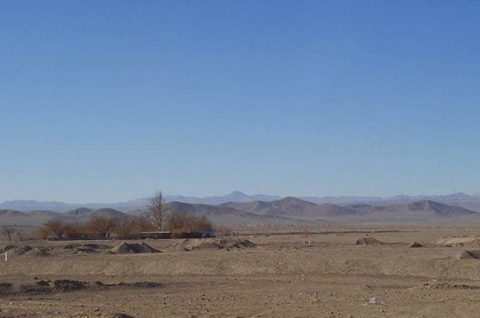 Cementerios y Salitreras Olvidados en la Pampa Nortina