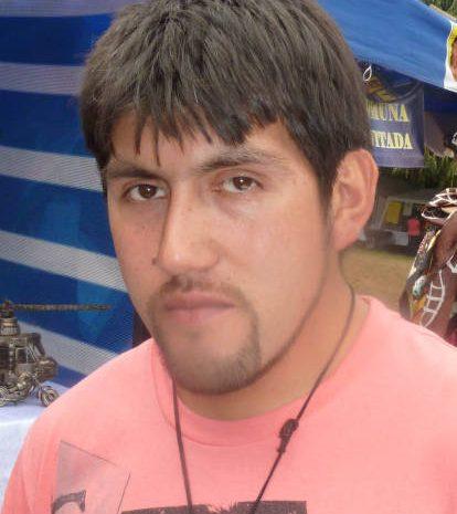 Pedro Sanhueza Torres, modelista en desechos