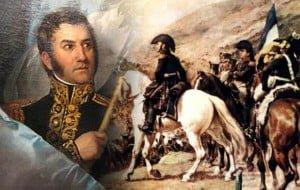 Recordando al Gral. José  de San Martín