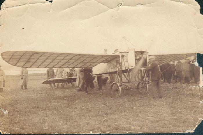 Recuerdan el Primer correo Aéreo en Chile  1916-2016