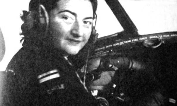 MARGOT DUHALDE SOTOMAYOR, su último vuelo