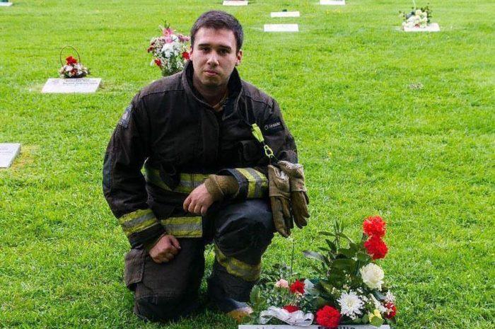 Nuevo mártir de bomberos de Villarrica