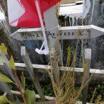 tumba del soldado veterano de la guerra del pacifico Miguel Acevedo Espinoza en Lautaro