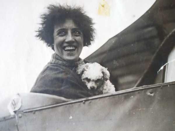 Adrienne Bolland primera mujer en cruzar Los Andes entre Chile y Argentina