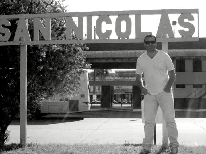 Hugo Alfonso  y su espíritu ferroviario