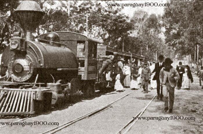 «El Tren Lechero» del Paraguay